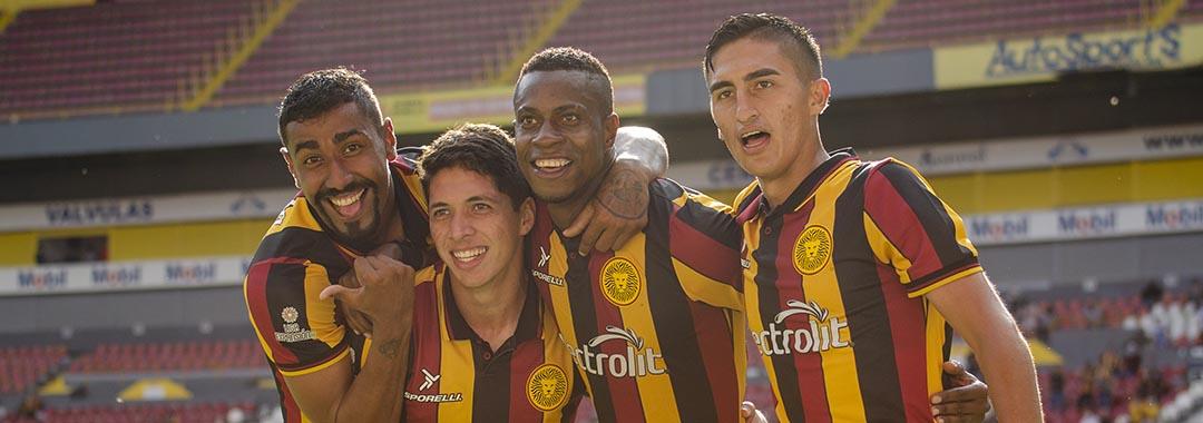 De la Mano de Alfonso Sosa, Los Leones Negros Ganaron.