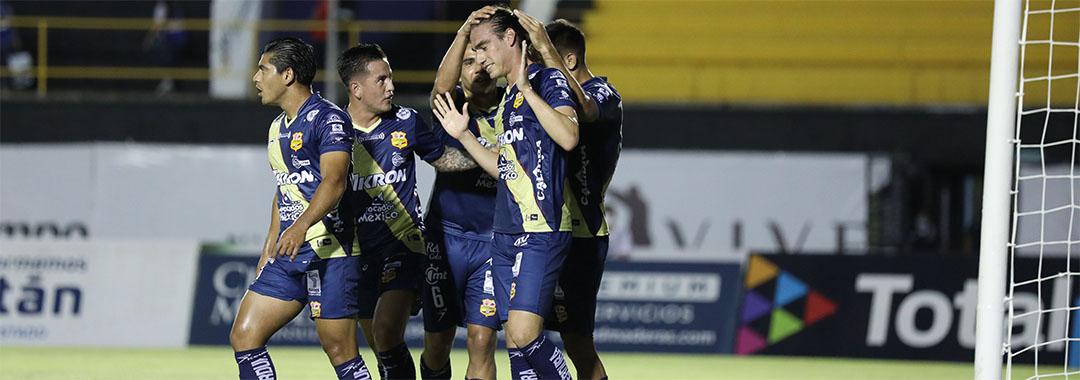 Atlético Morelia Ganó en Mérida