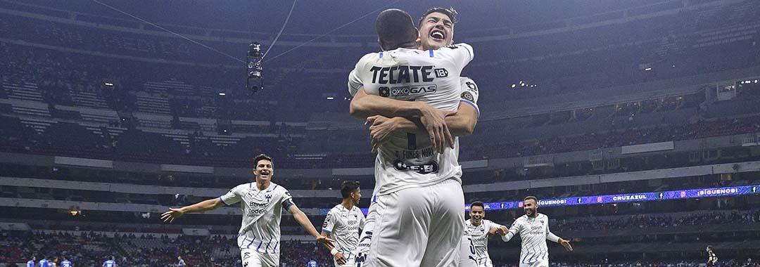 Rayados se Instala en una Nueva Final de CONCACAF