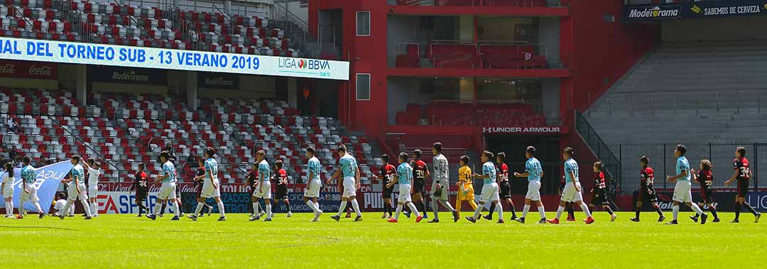 Más de 450 jóvenes futbolistas se reactivan con la categoría Sub 14