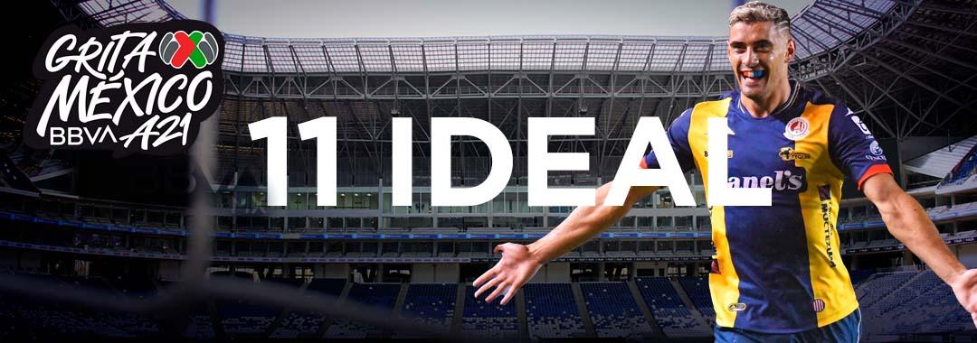11 Ideal  de la Jornada 9
