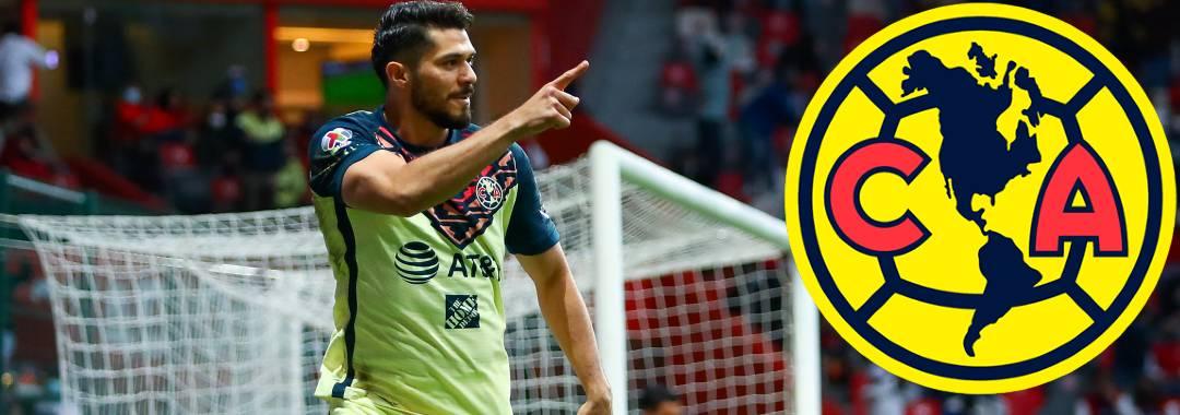 Henry Martín, Goleador de Capacidad en el Club América