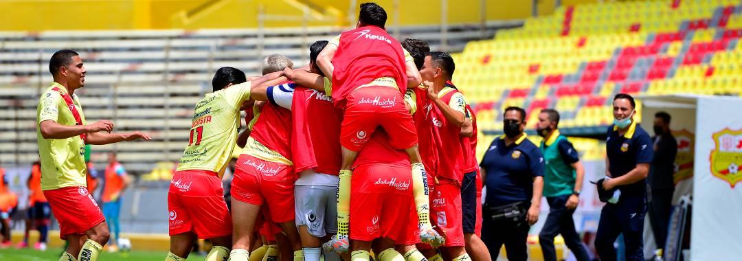 Los Canarios Vuelven a Ganar en el Morelos