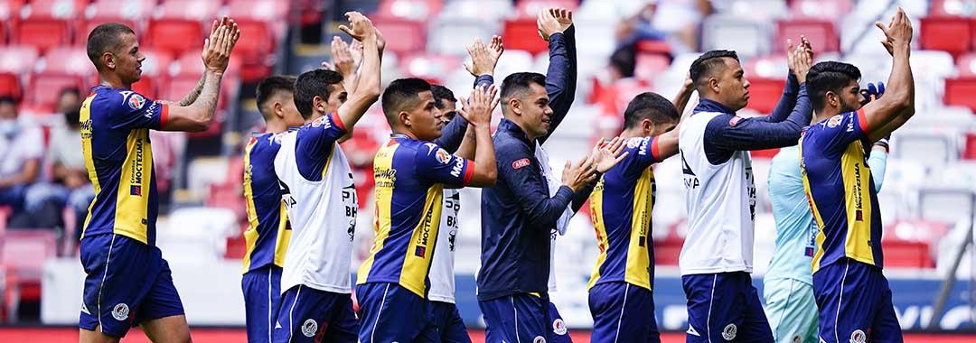Atlético de San Luis Pegó en Toluca