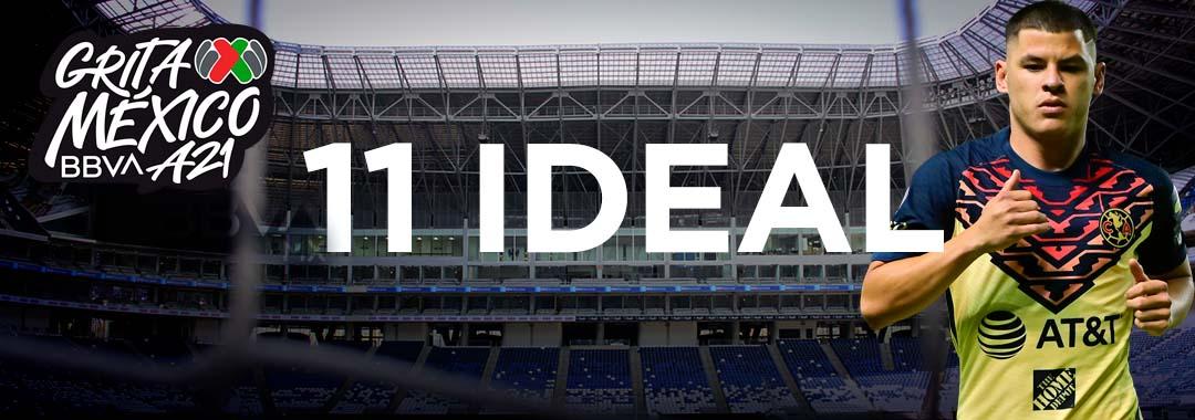 11 Ideal de la Jornada 12