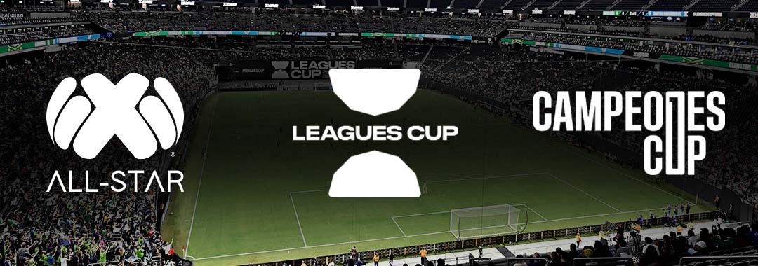 Audiencia de más de 6 Millones de Personas en los Partidos Entre la LIGA MX y la MLS