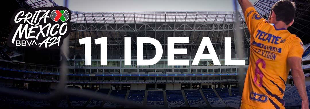El 11 Ideal de la Jornada 14