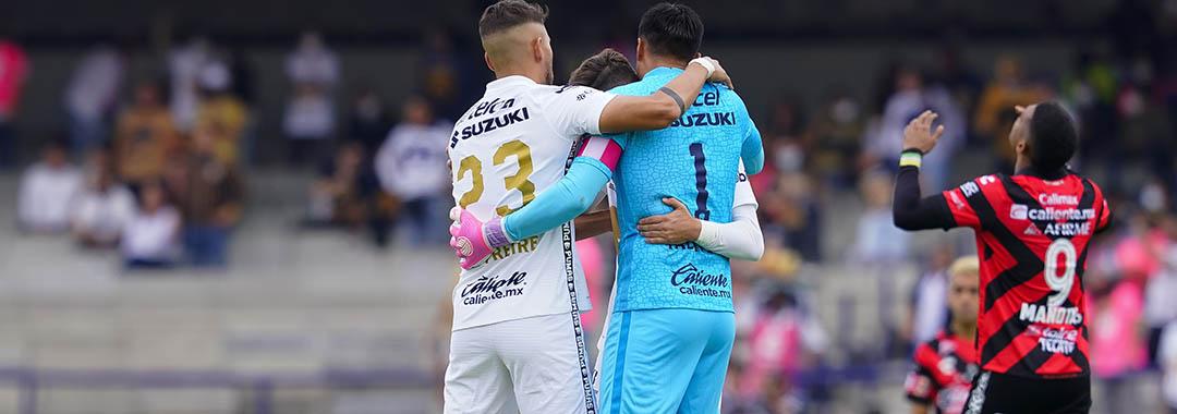 Pumas Hila Tercer Triunfo Consecutivo