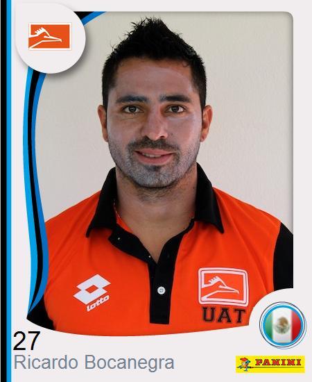 Ricardo Bocanegra