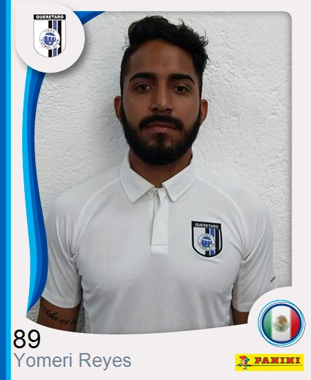 Yomeri Reyes