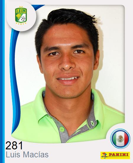 Luis Macías