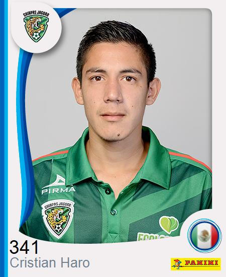 Cristian Haro