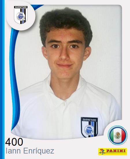 Iann Enríquez