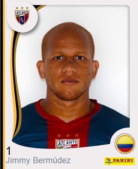 Jimmy Bermúdez