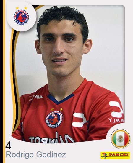 Rodrigo Godínez