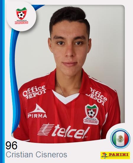 Cristian Cisneros