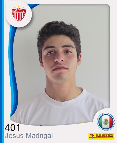Jesús Madrigal