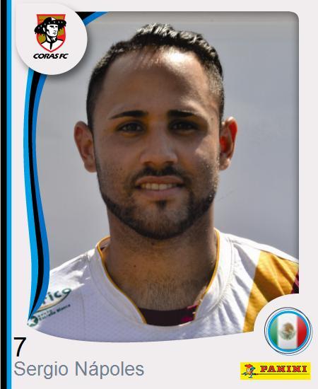 Sergio Nápoles