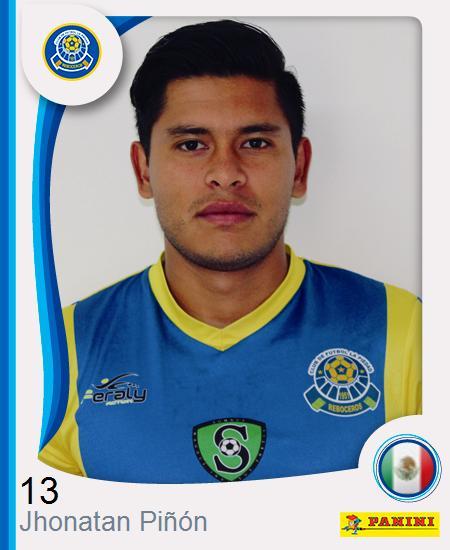 Jhonatan Piñón