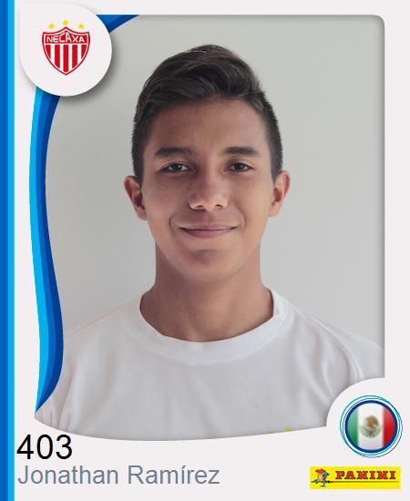 Jonathan Ramírez