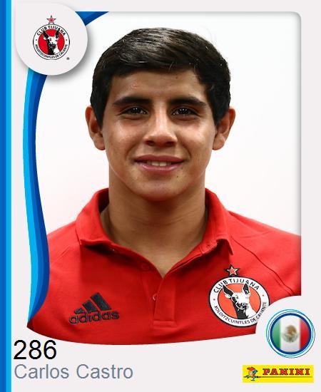 Carlos Alberto Castro Villaman