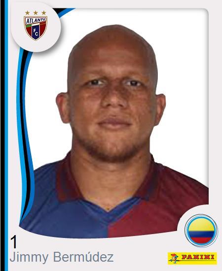 Jimmy Bermúdez Valencia
