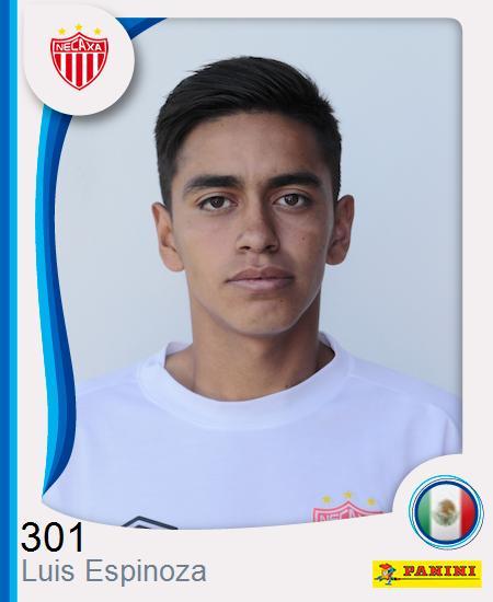 Luis Ángel Espinoza Gandarilla