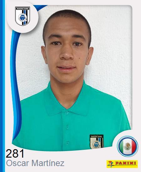 Oscar Francisco Martínez Hernández