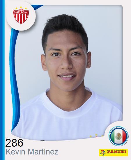 Kevin Brandon Martínez Torres