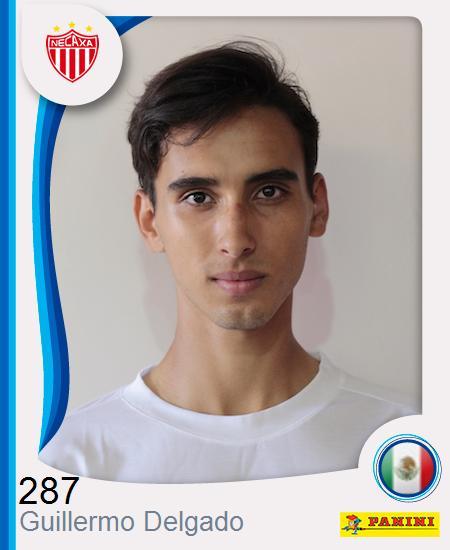 Guillermo Ozelotl Delgado Rodríguez