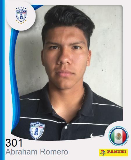 Abraham Isaí Romero González