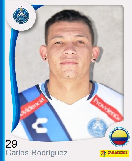 Carlos Mario Rodríguez Torres