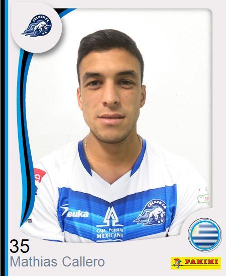 Mathias Nicolás Callero Rodríguez