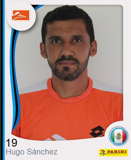 Hugo Sánchez Guerrero