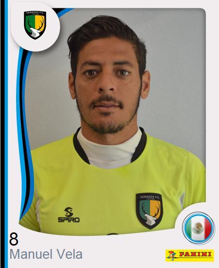 Manuel Alejandro Vela Garrido