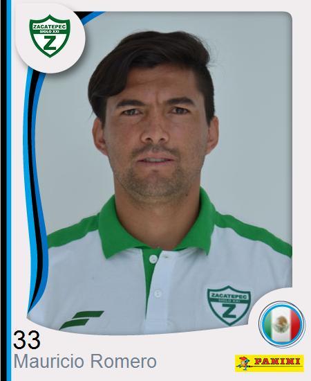 Mauricio Romero Alvizu