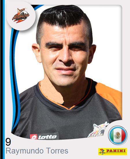 Raymundo Torres Rangel