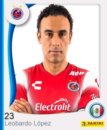 Leobardo López García