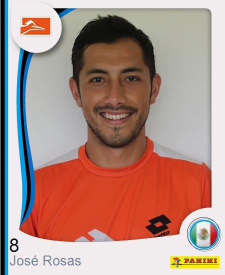 José Antonio Rosas Martínez
