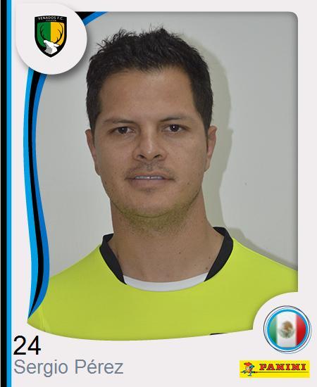 Sergio Pérez Moya