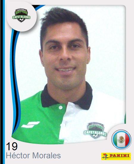 Héctor Miguel Morales Llanas
