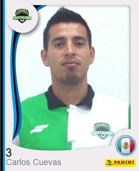 Carlos Alberto Cuevas Maldonado