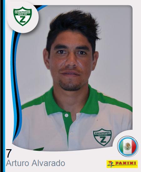 Arturo Alvarado Pérez