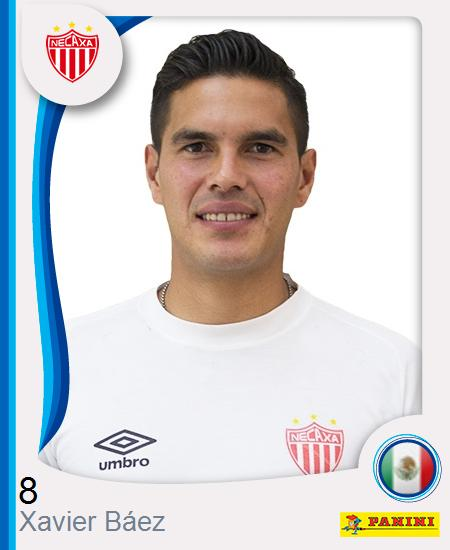 Xavier Iván Báez Gamiño