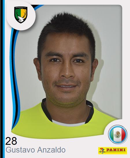 Gustavo Anzaldo Hernández