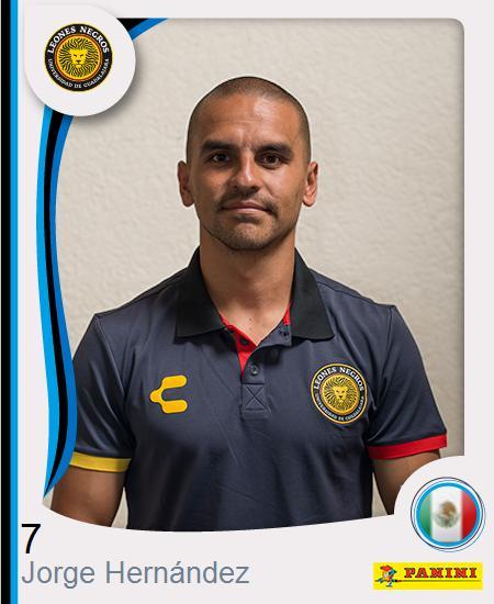 Jorge Hernández González