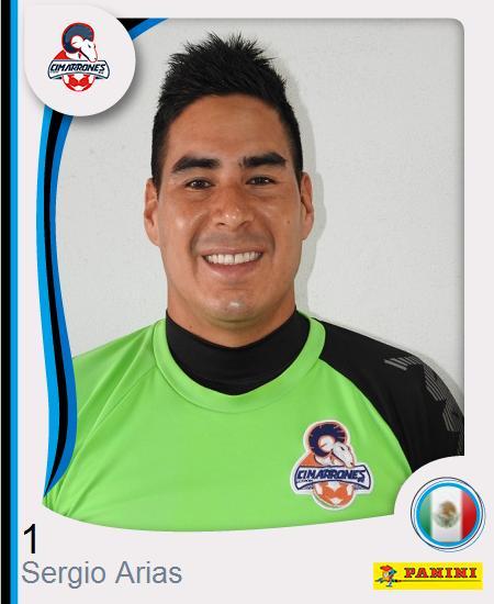 Sergio Javier Arias Delgado