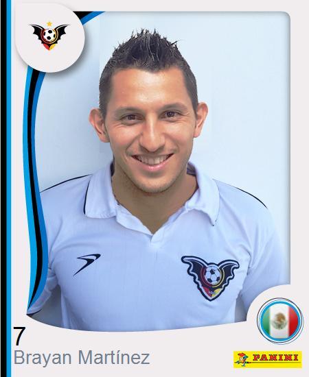 Brayan Adán Martínez Arizpe