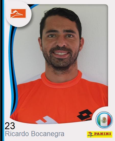 Ricardo Roberto Bocanegra Vega