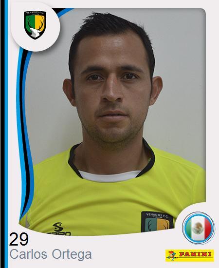 Carlos Ortega Pérez
